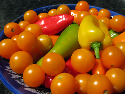 orange-cherry-tomatoes