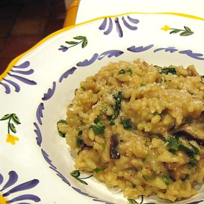 risotto-mushroom