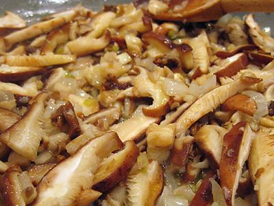 risotto-mushrooms