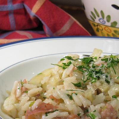 fennel-risotto